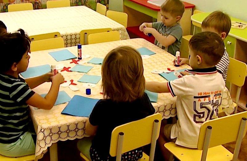 Режим дня в детском саду: нод