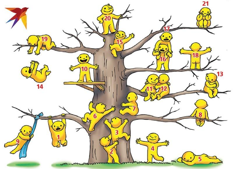 методика дерево на самооценку