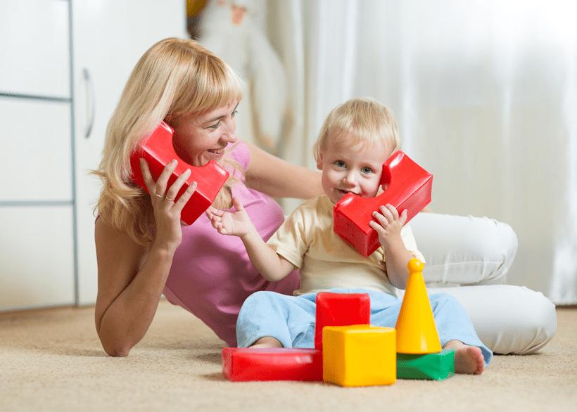 игра на развитие речи