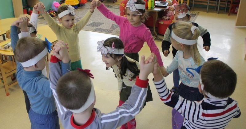Игры по теме ЗОЖ в детском саду