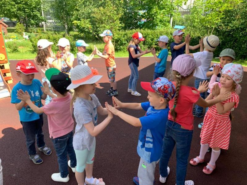 Проведение прогулок с детьми дошкольного возраста