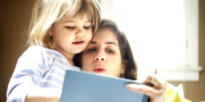 Как научить ребенка читать самому