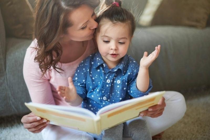 Как научить ребенка читать дома