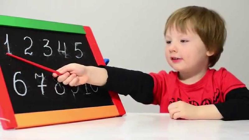 %Когда учить ребенка считать по ФГОС