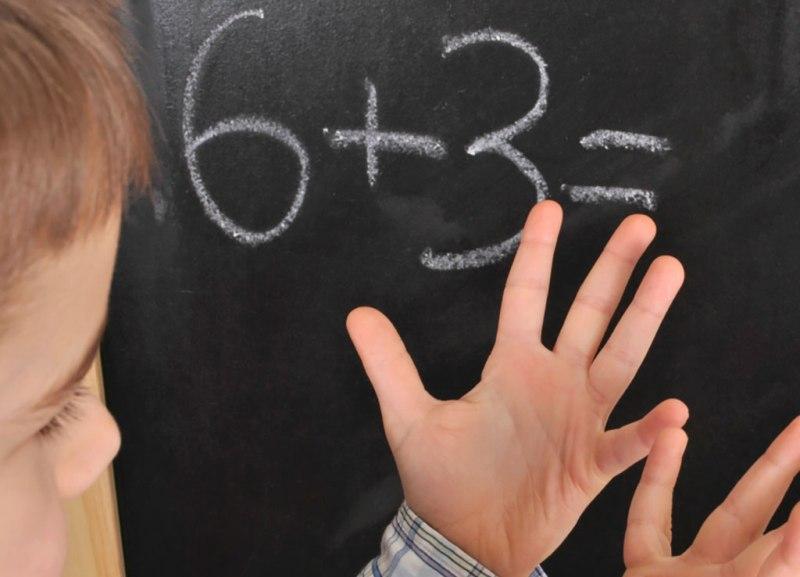 Как научить ребенка считать в пределах 10 без пальцев