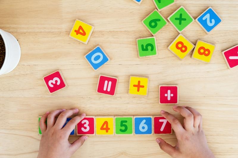 Как научить ребенка считать в пределах 10