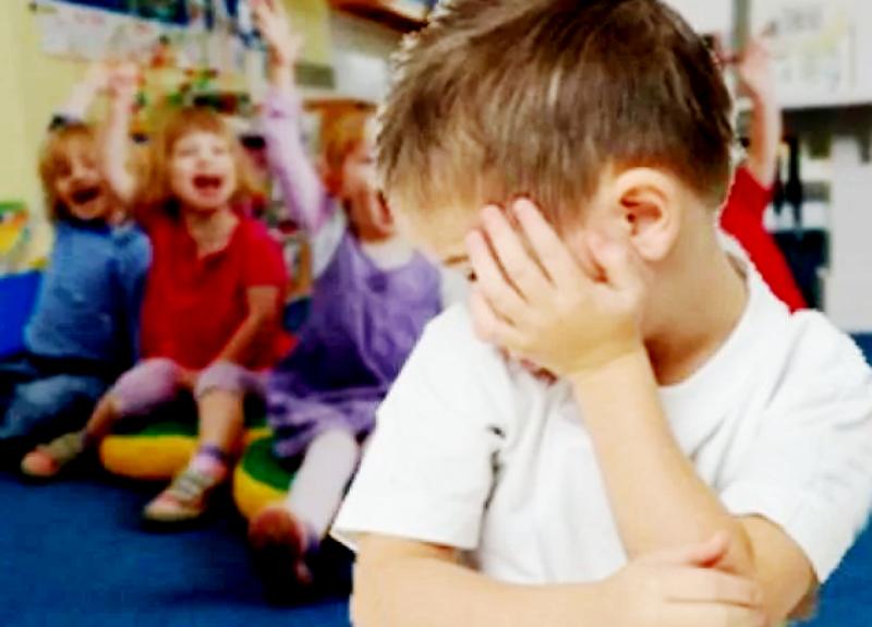 Ребенок аутист в детском саду характеристика