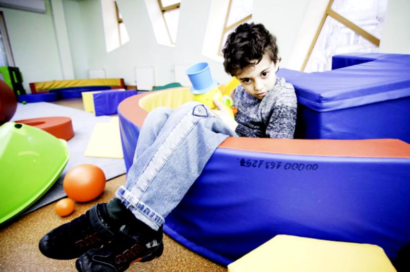 Ребенок аутист в детском саду что делать