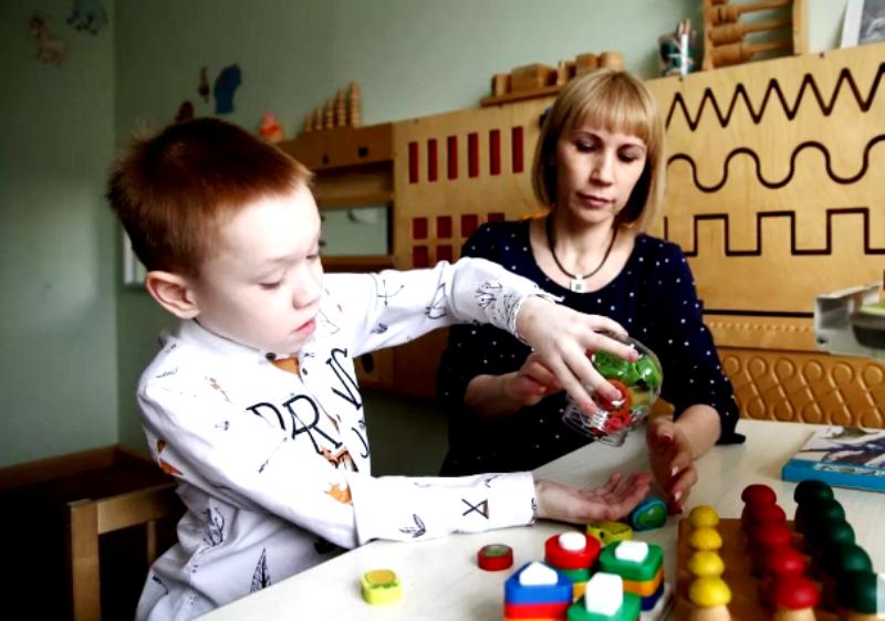 коррекционные занятия необходимы ребенку с РАС
