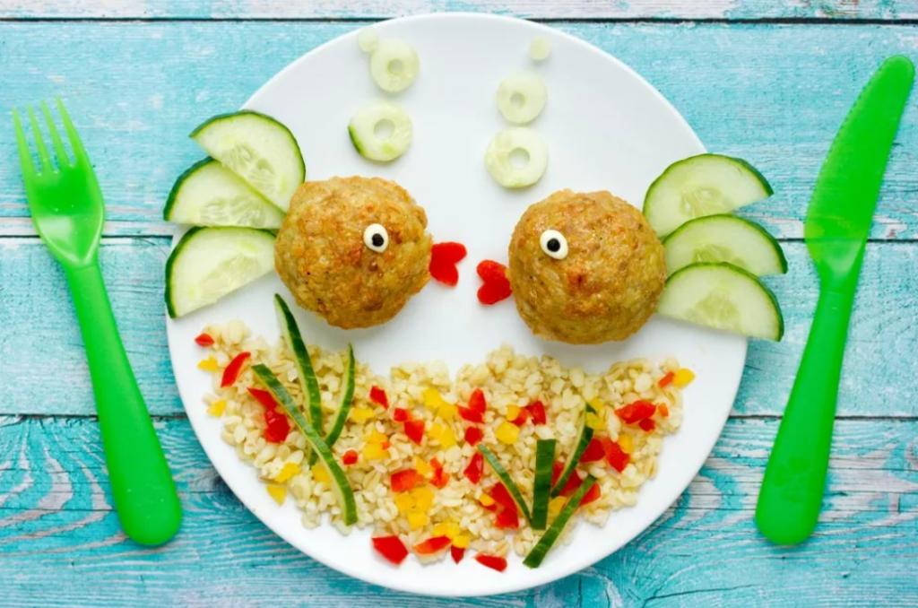Рецепты приготовления рыбы для детей: тефтели