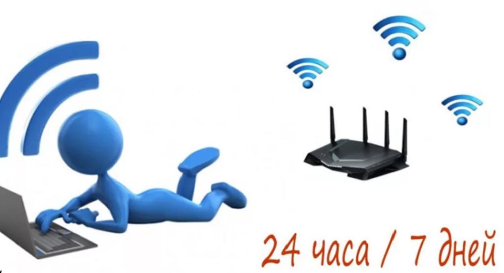 облучение от Wi-fi 24 часа в сутки
