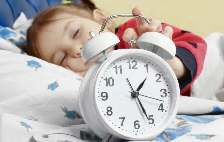 Роль распорядка дня в качестве сна детей