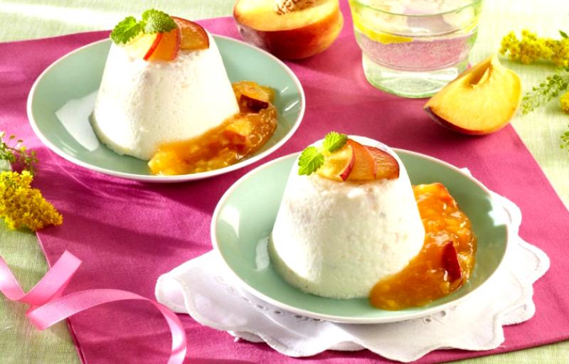 Десерт из творога без выпечки